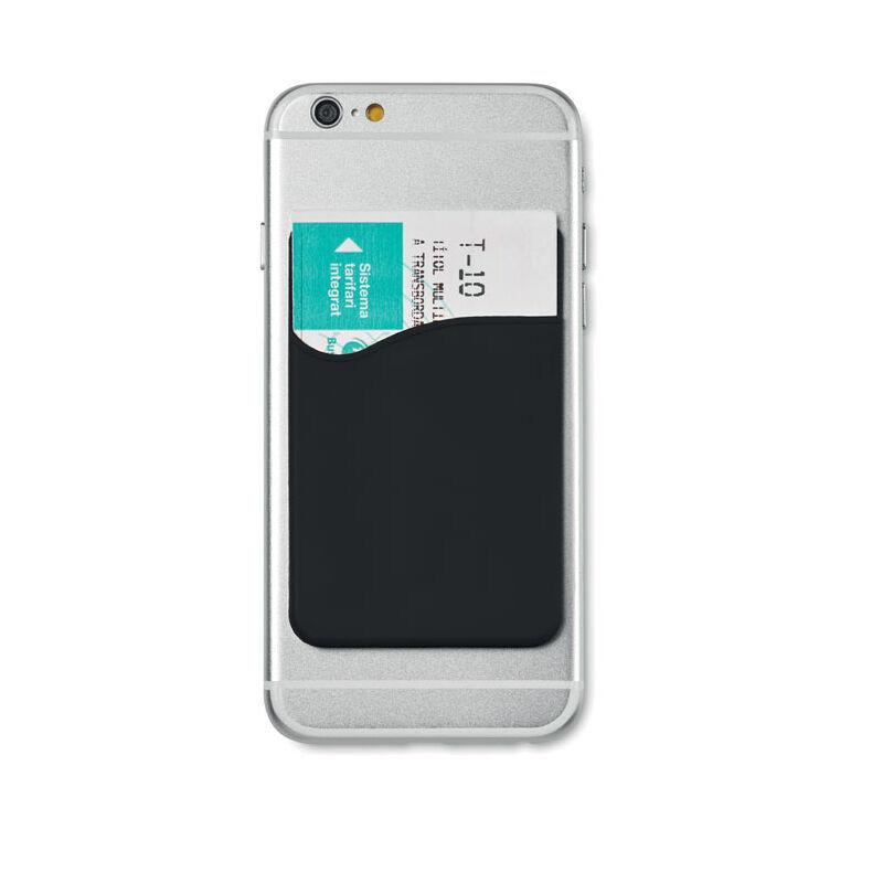 Smartphone Cardholder (Black)