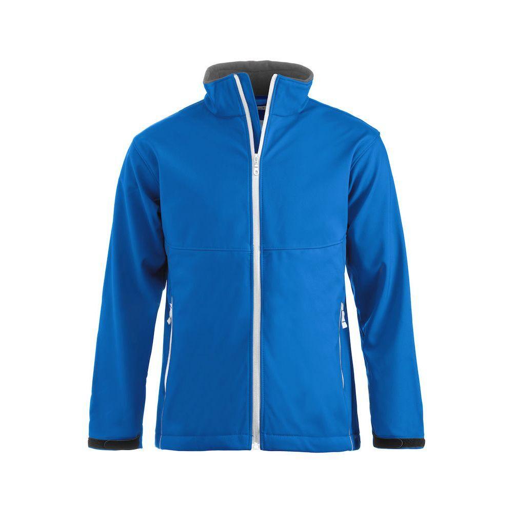 Softshell Outdoor Jackets - Blue