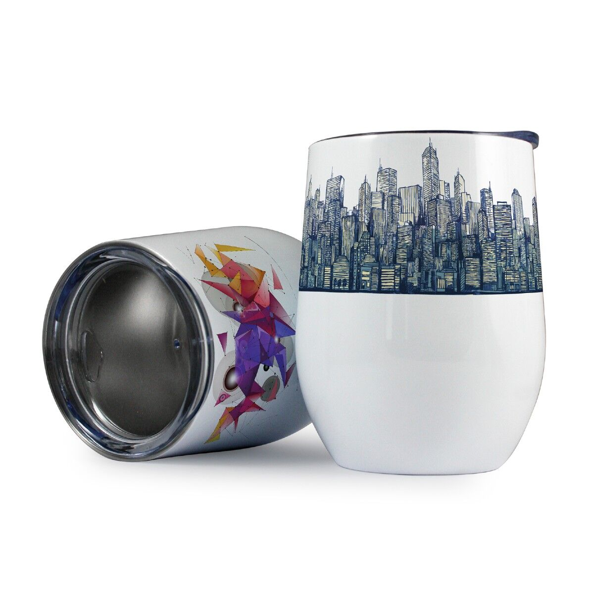 Steel Tumbler with full colour print