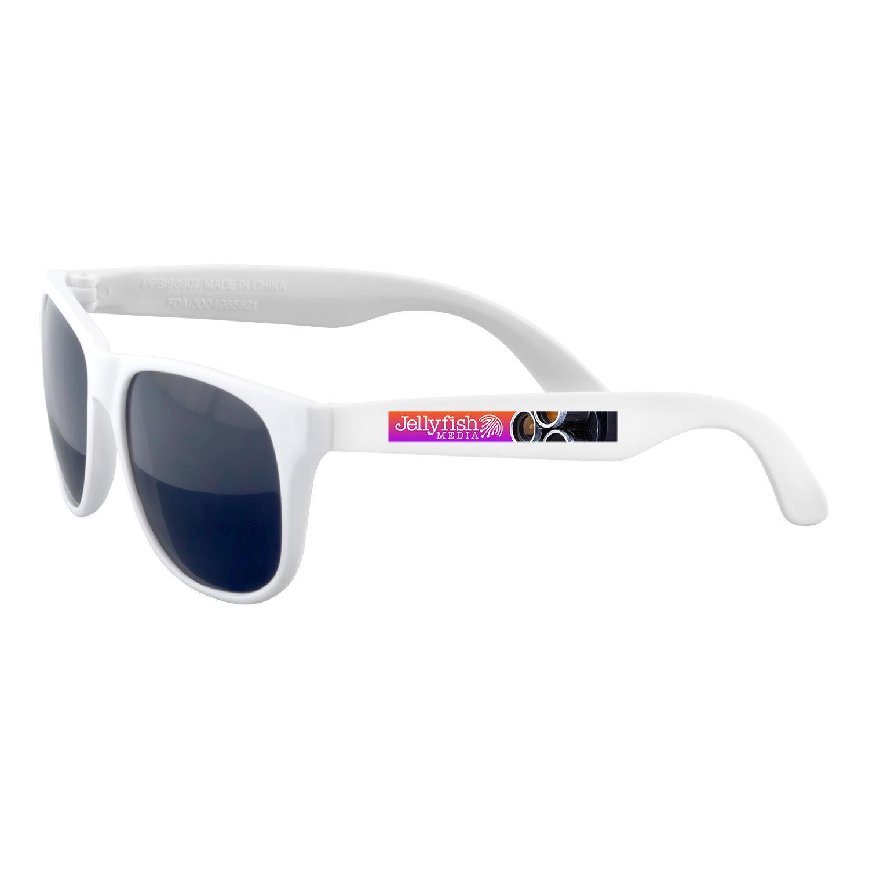 Fiesta Mix n Match Sunglasses in White