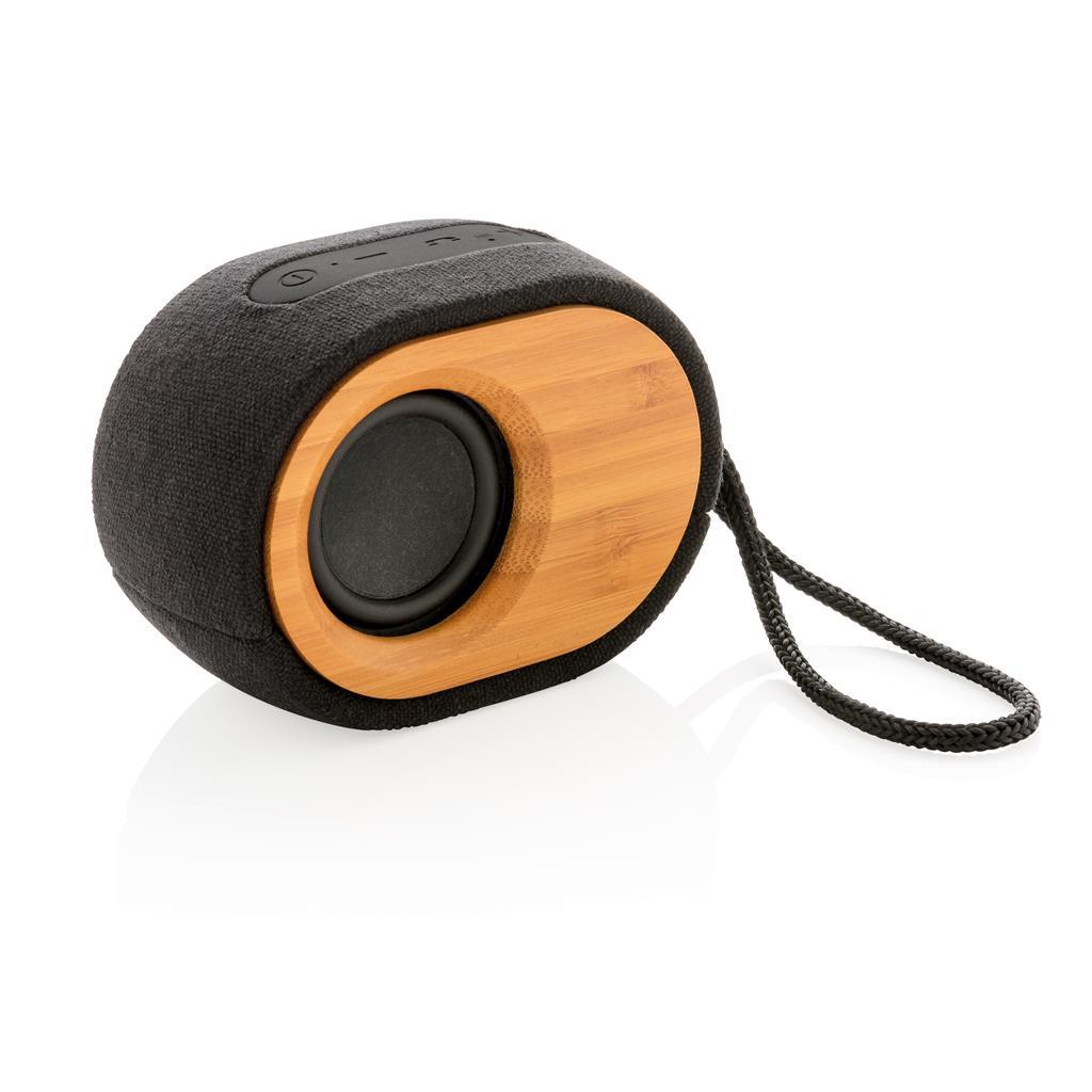Sustainable Bamboo Bluetooth Speaker
