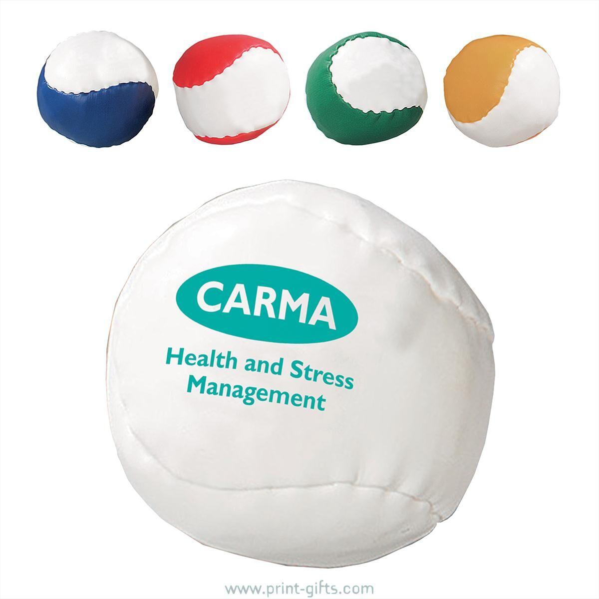 Stress Baseballs for Branding