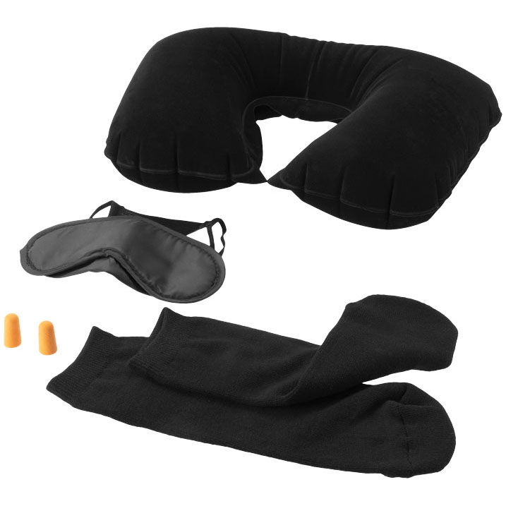 Travel Accessories Set with socks