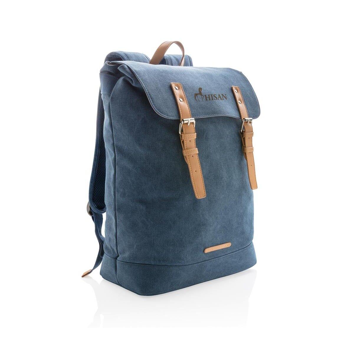 Traveller Laptop Backpack - Blue