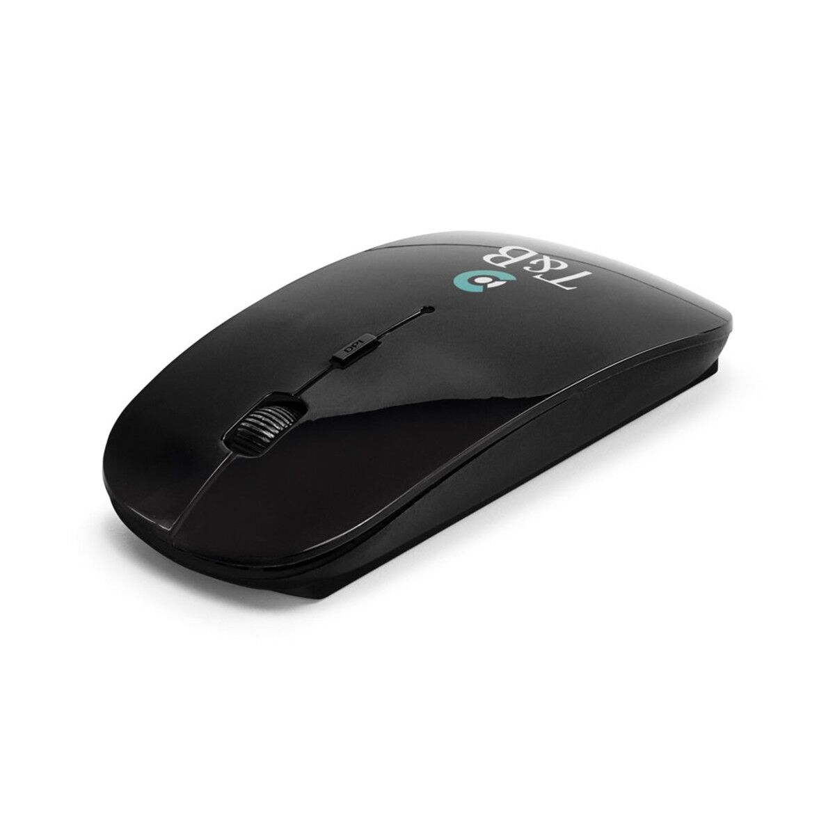 24G Wireless Mouse in Black