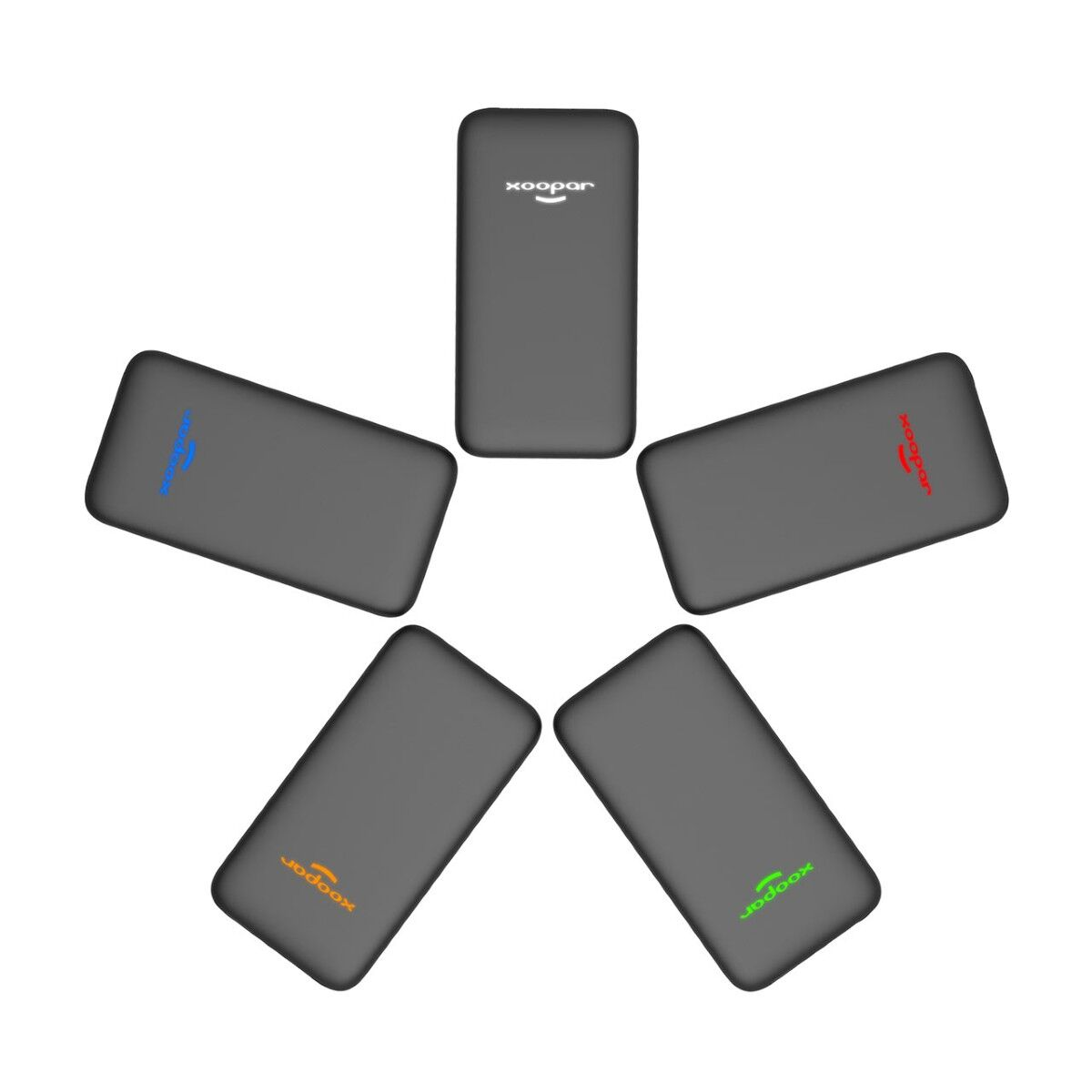 Xoopar Wireless Charger LED colours