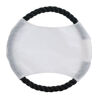 Logo Printed Dog Frisbee - White