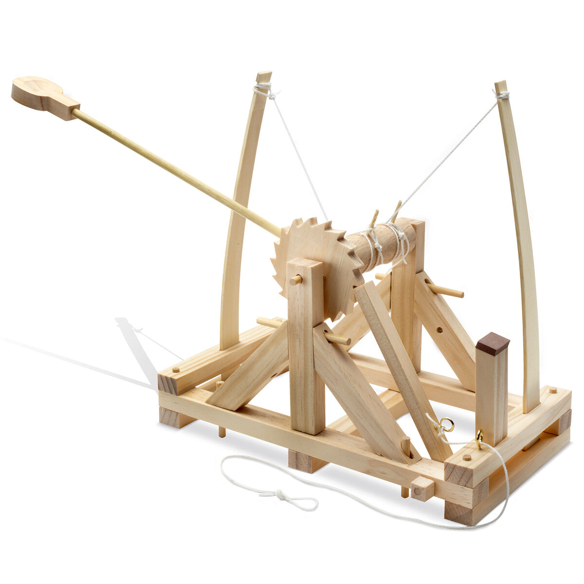Desk Top Construction Kit - Catapult