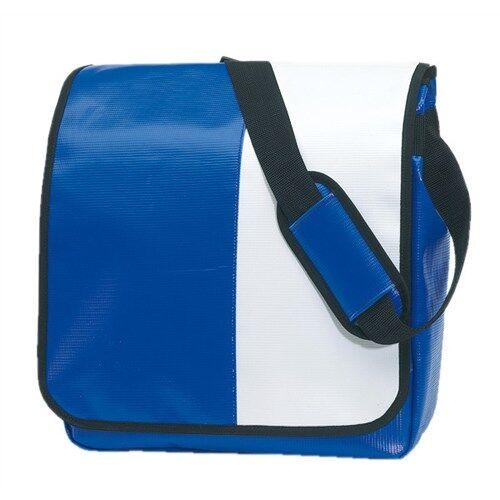 Action Messenger Bag - Blue