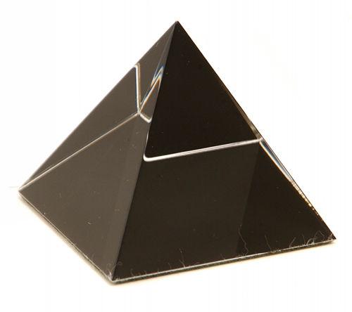 5 cm Black Onyx Pyramid