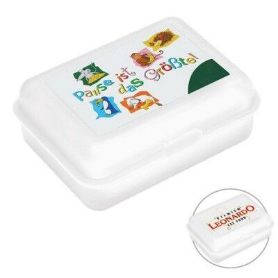 Lunch Box - White