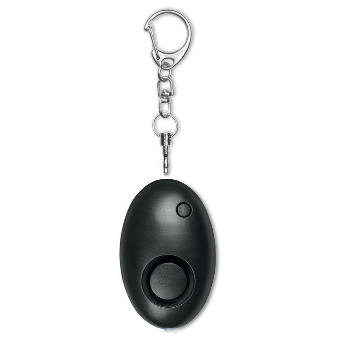 Mini Personal Alarm (Black)
