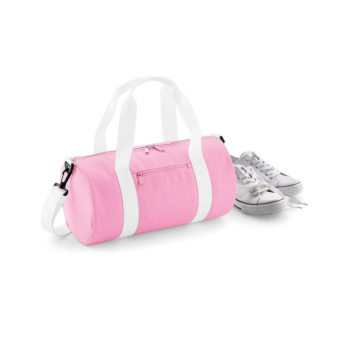 Bagbase Classic Pink & White