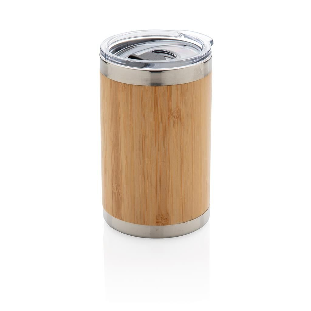 Bamboo Coffee Tumbler