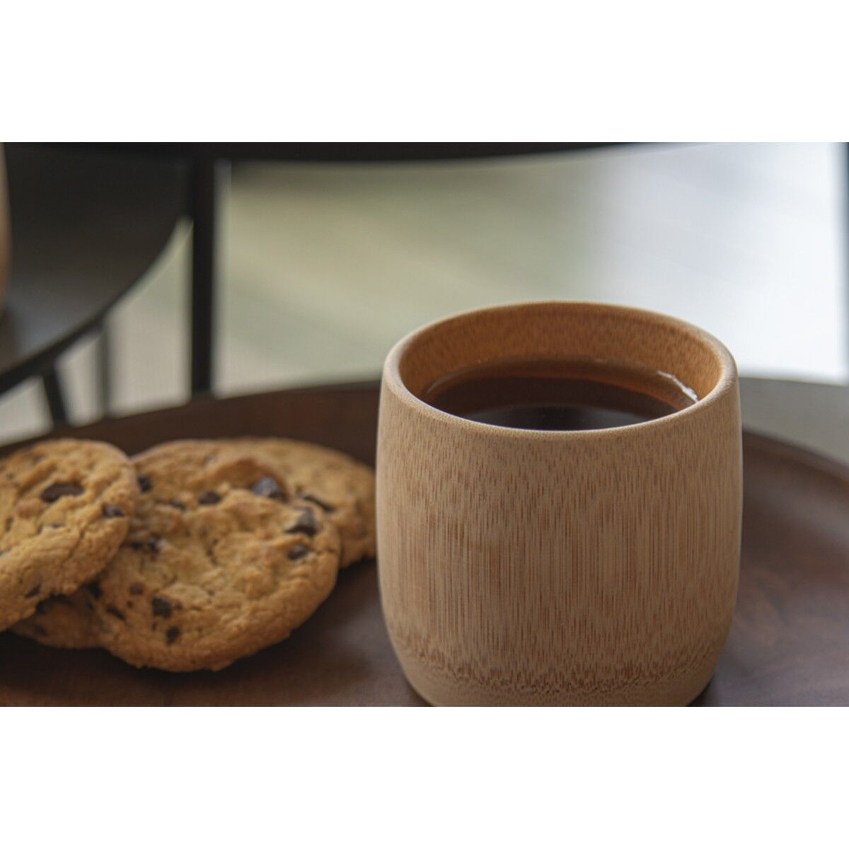 Bamboo Wood Cup