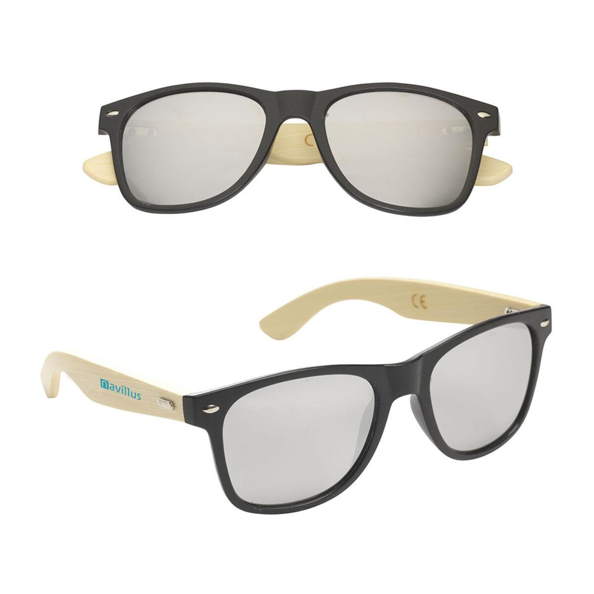 Bamboo Mix Sunglasses