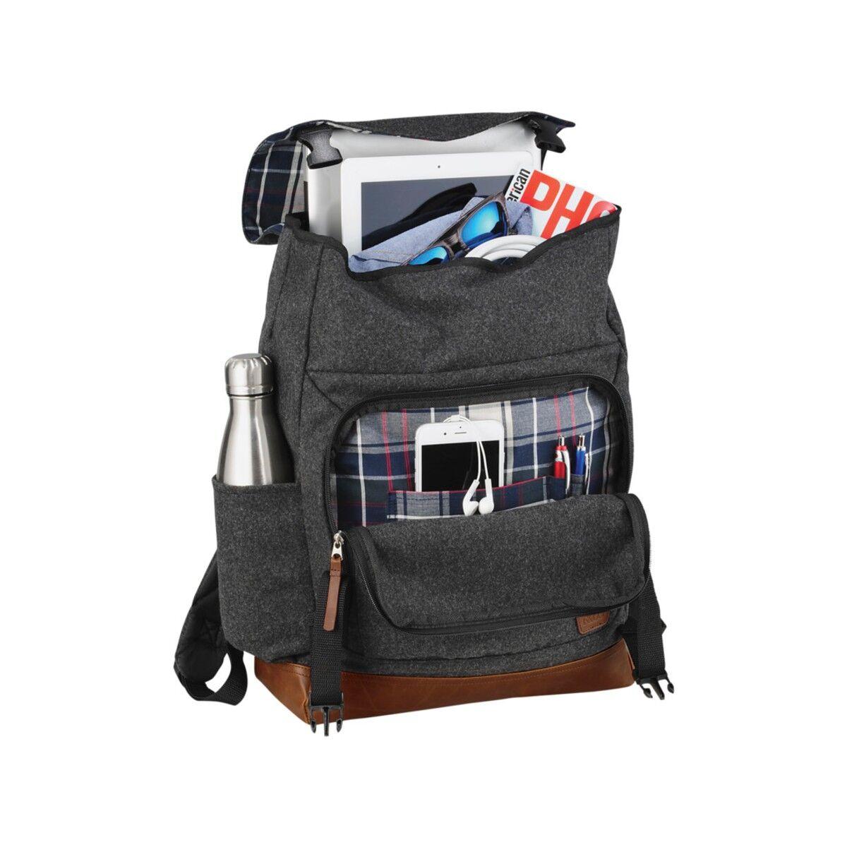 Retro Laptop Backpack