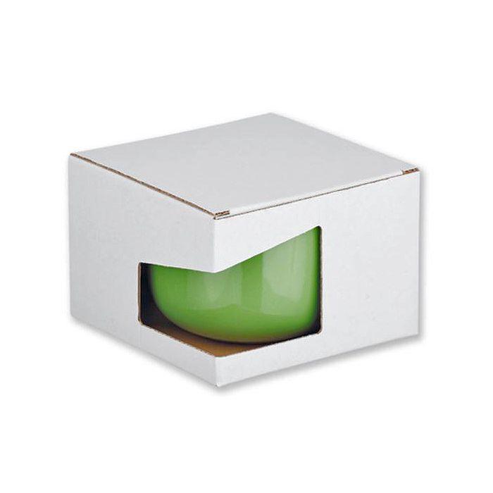 Chubby Ceramic Mug Gift Box