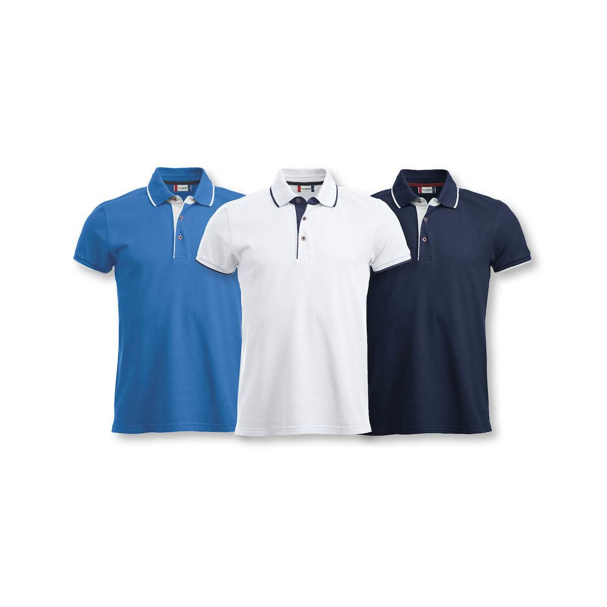 Clique Seattle Men's Polo Shirt