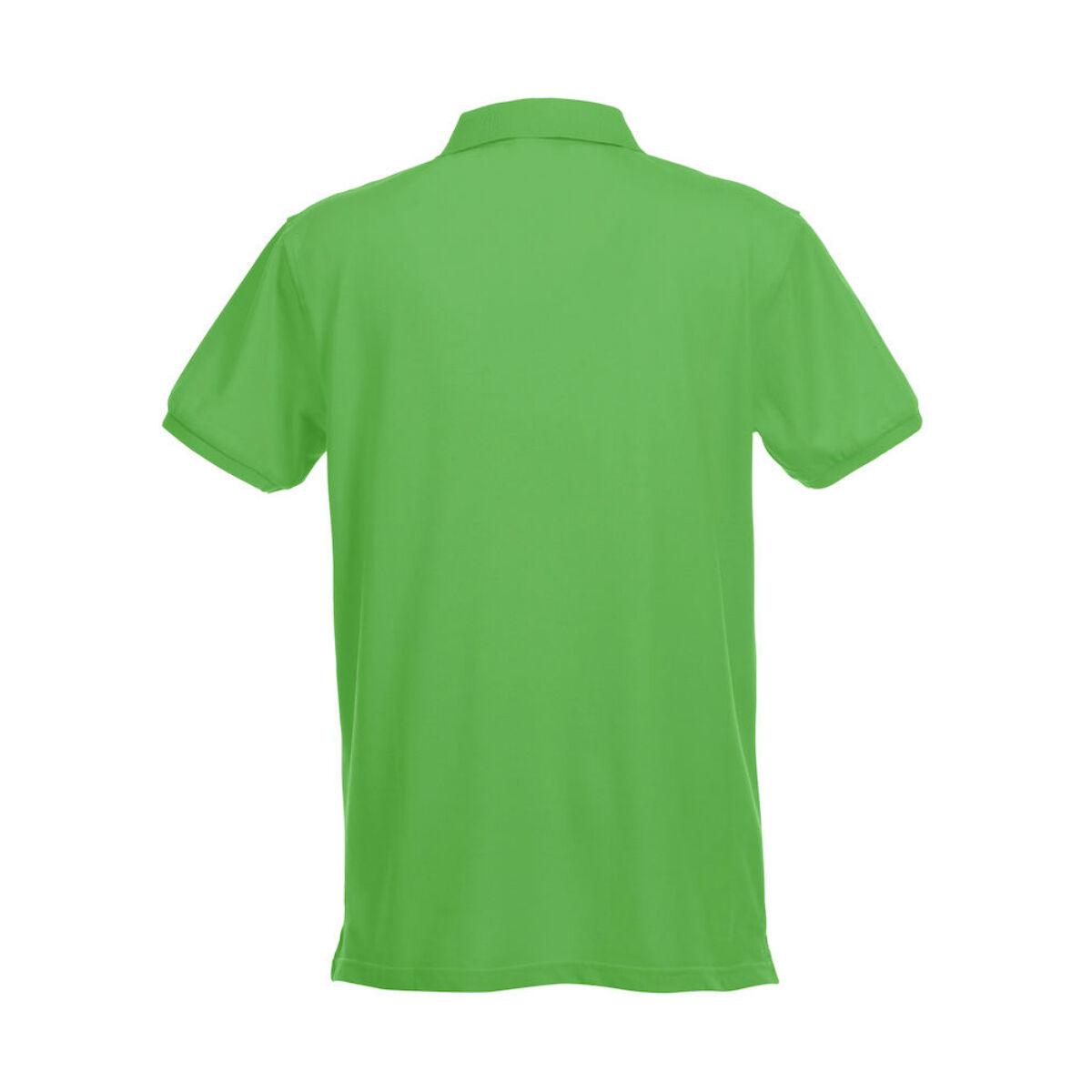 Clique Premium Polo Shirt (Men's Apple Green)