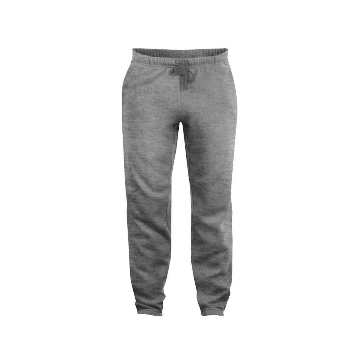 Clique Pants Grey Melange