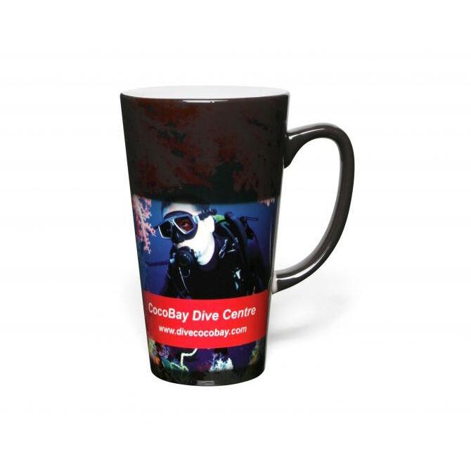 Heat Change Mug Tall Latte Style