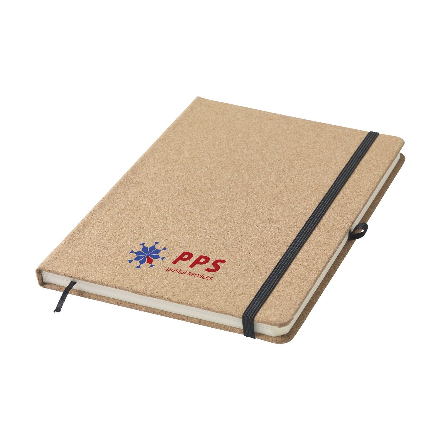 Cork Covered A5 Notebook