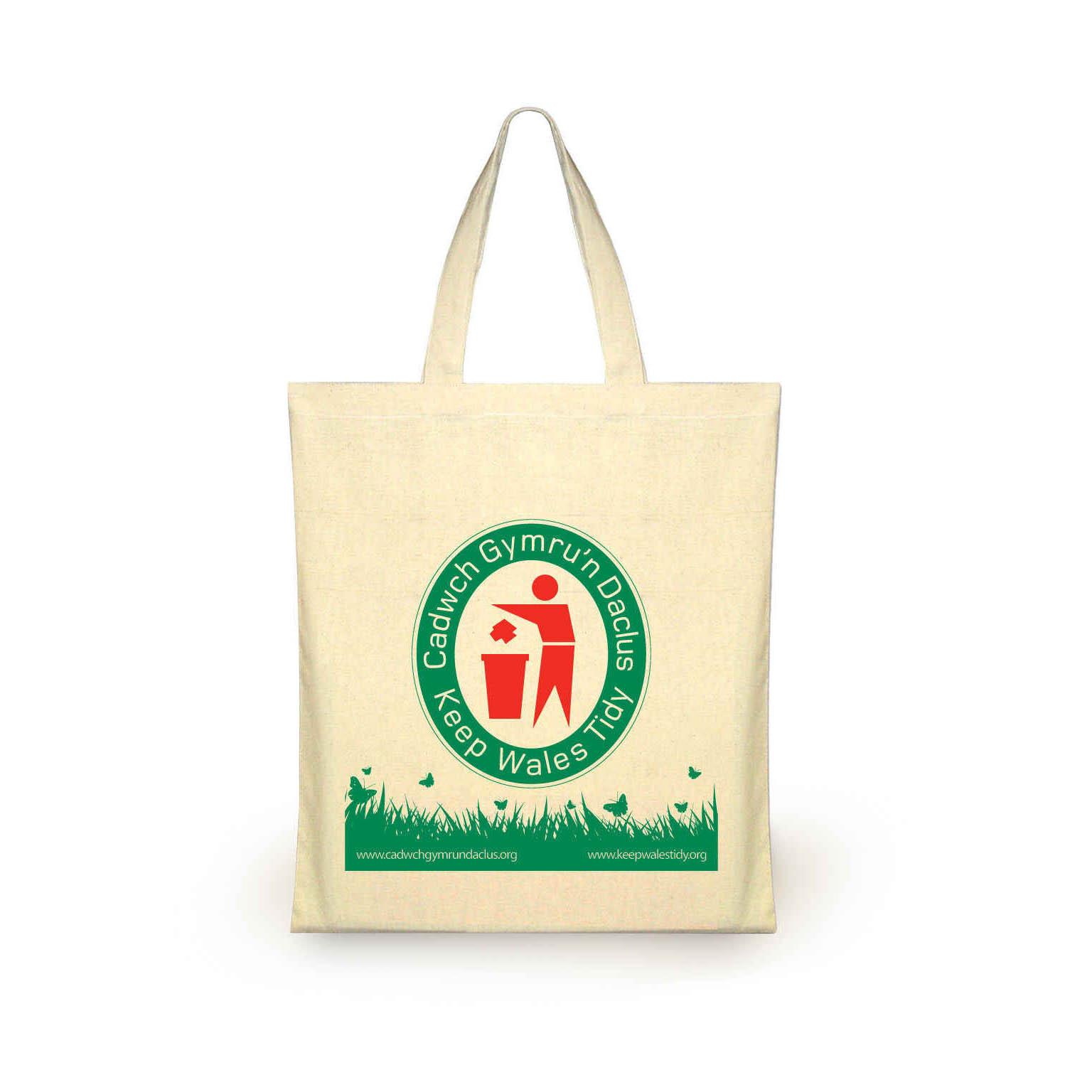 Custom Printed Cotton Shopping Bags