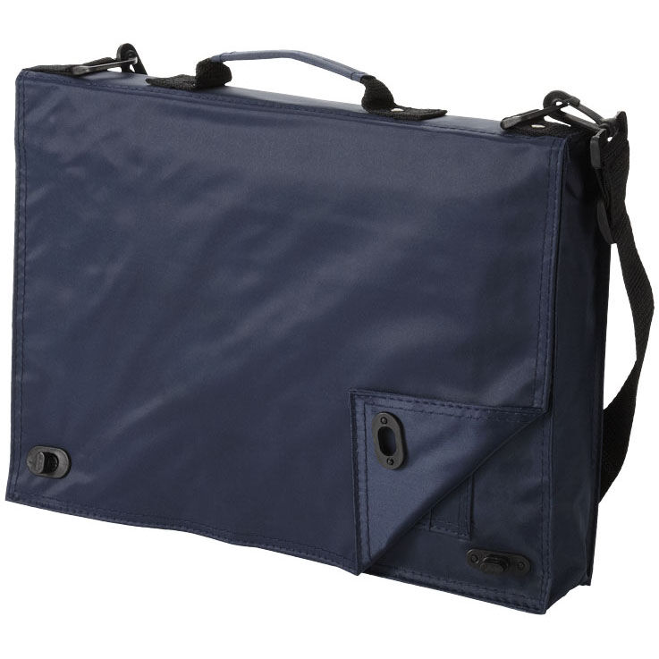 Document Bag - Blue