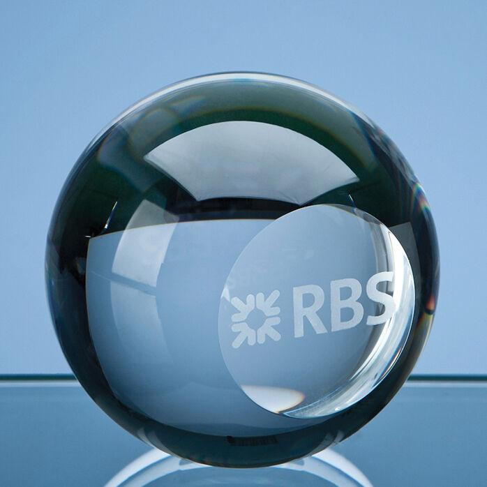 7cm Optical Crystal Ball