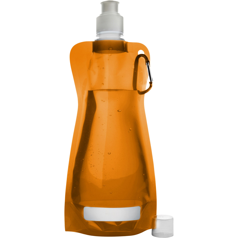 Flexi Bottle - Orange