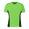 Gamegear V-Neck Short Sleeved Team Top Green