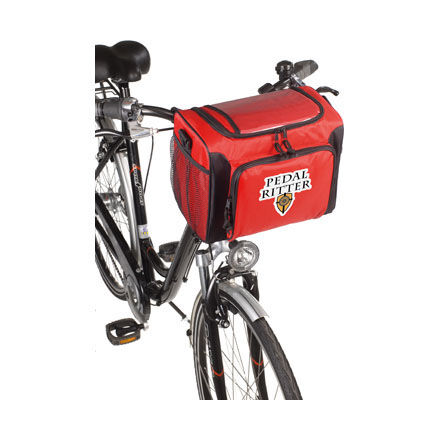 Promotional Bicycle Cool Bags - Red