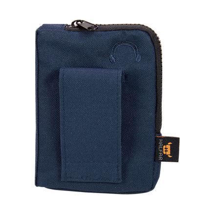 Smartphone/MP3 Player Zipped Case - Blue