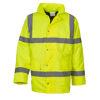 High Vis Road Safety Jacket Green