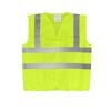 Hi-Vis Waistcoat (Hi-Vis Yellow)