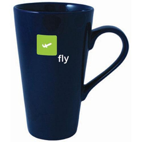 Large Promotional Coffee Mugs - Latte 480ml