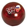Flashing Bouncy Balls Red