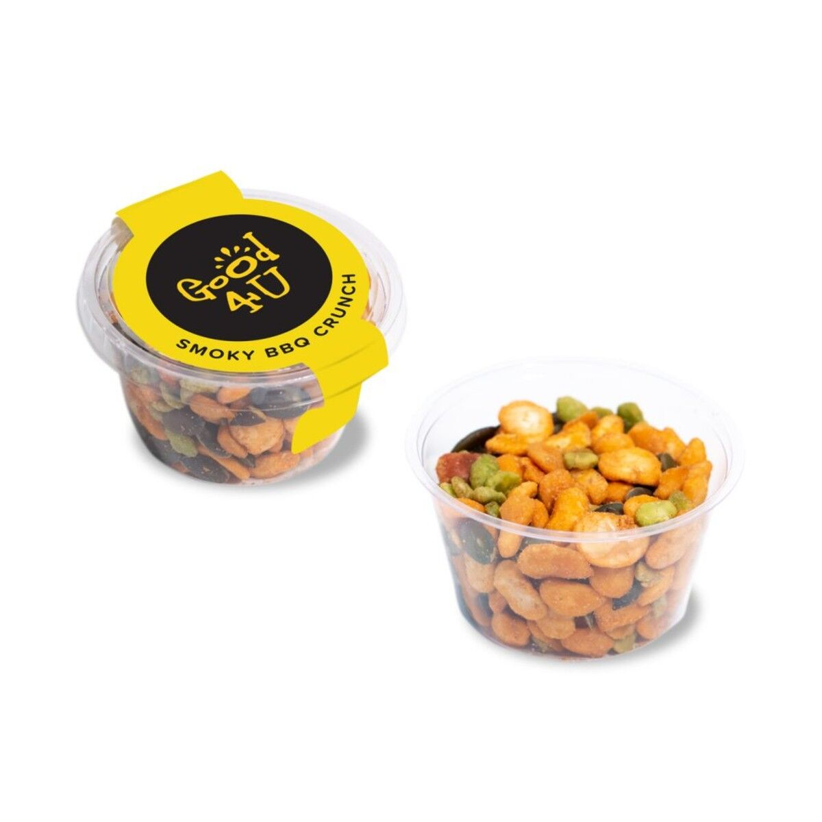 Maxi Confectionery Pot filled with healthy snacks