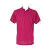 Kustom Kit Mens Klassic Superwash Polo  - Raspberry
