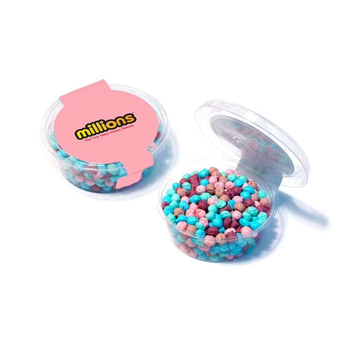 Midi Confectionery Pot filled with Millions