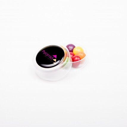 Mini Pot of Skittles