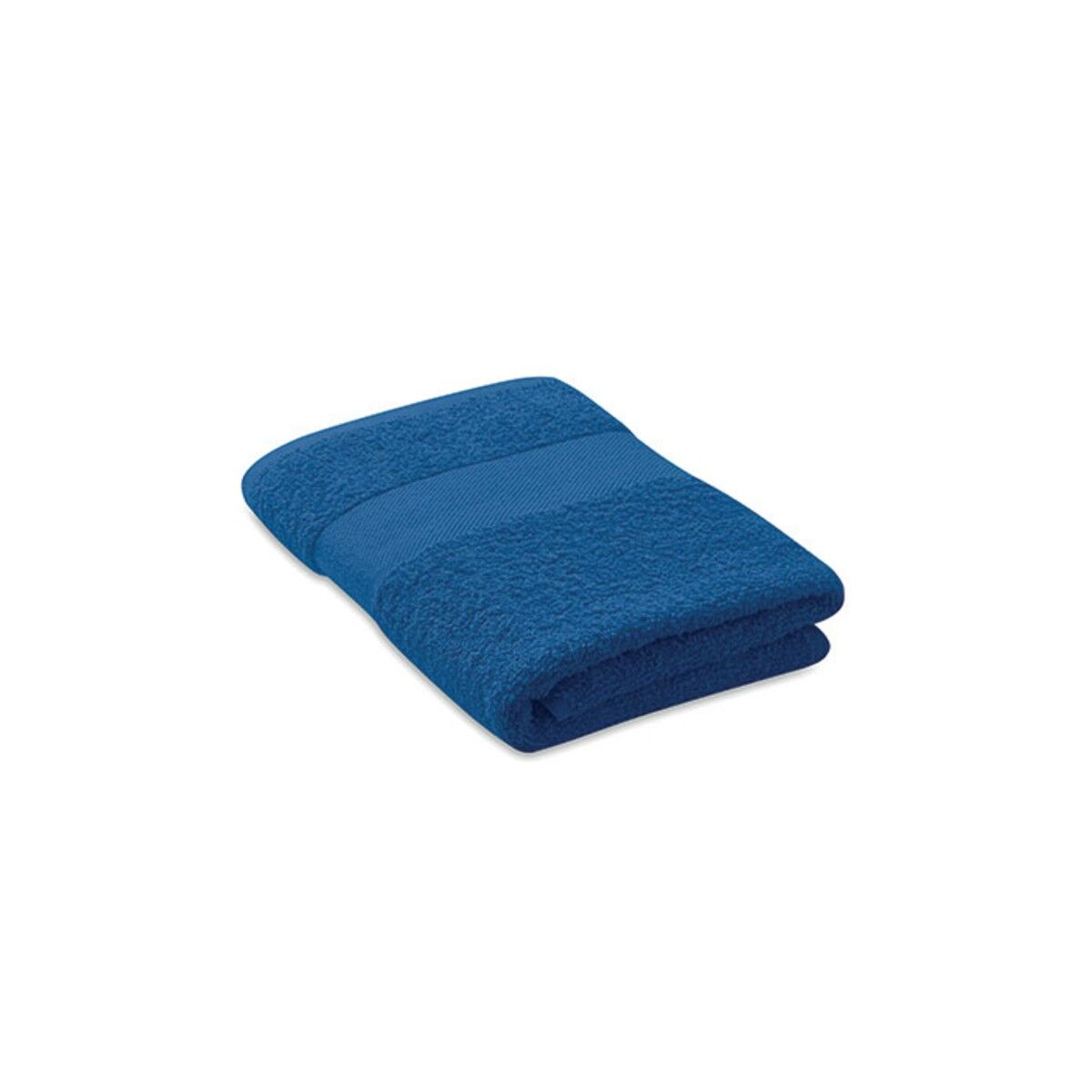 Organic Cotton Towel Blue