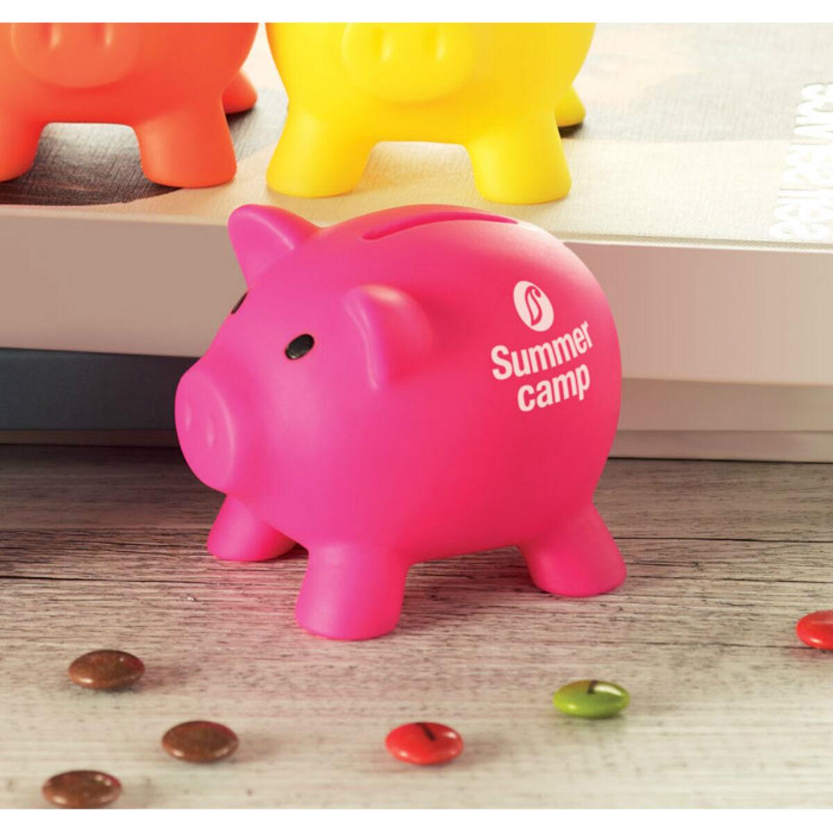 Piggy Banks (Pink)