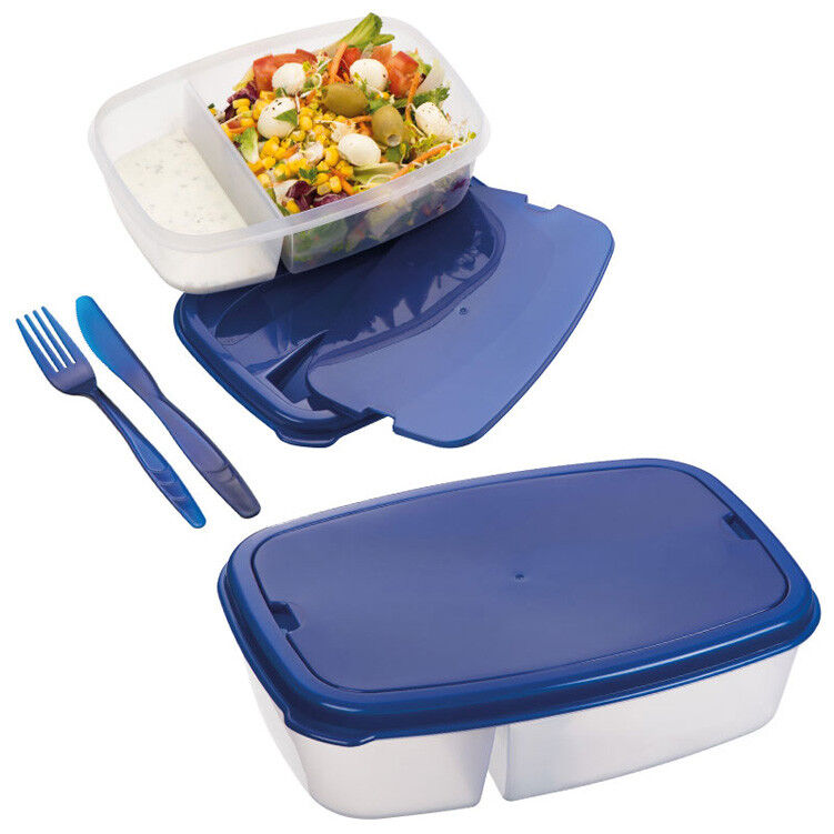 Food Container With Cutlery