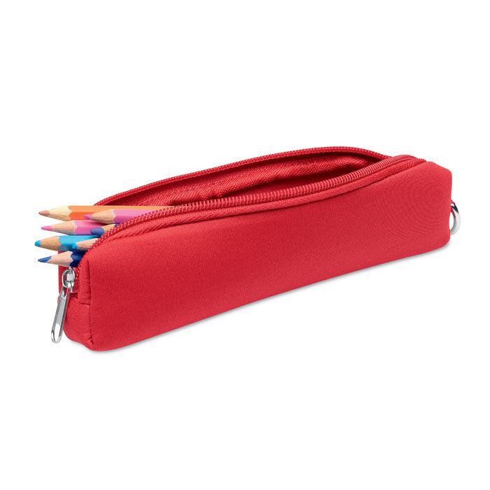 Neoprene Pencil cases