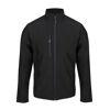 Regatta Recycled Softshell Jacket in Black