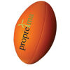 Rugby Ball Stress Shapes to Print - White