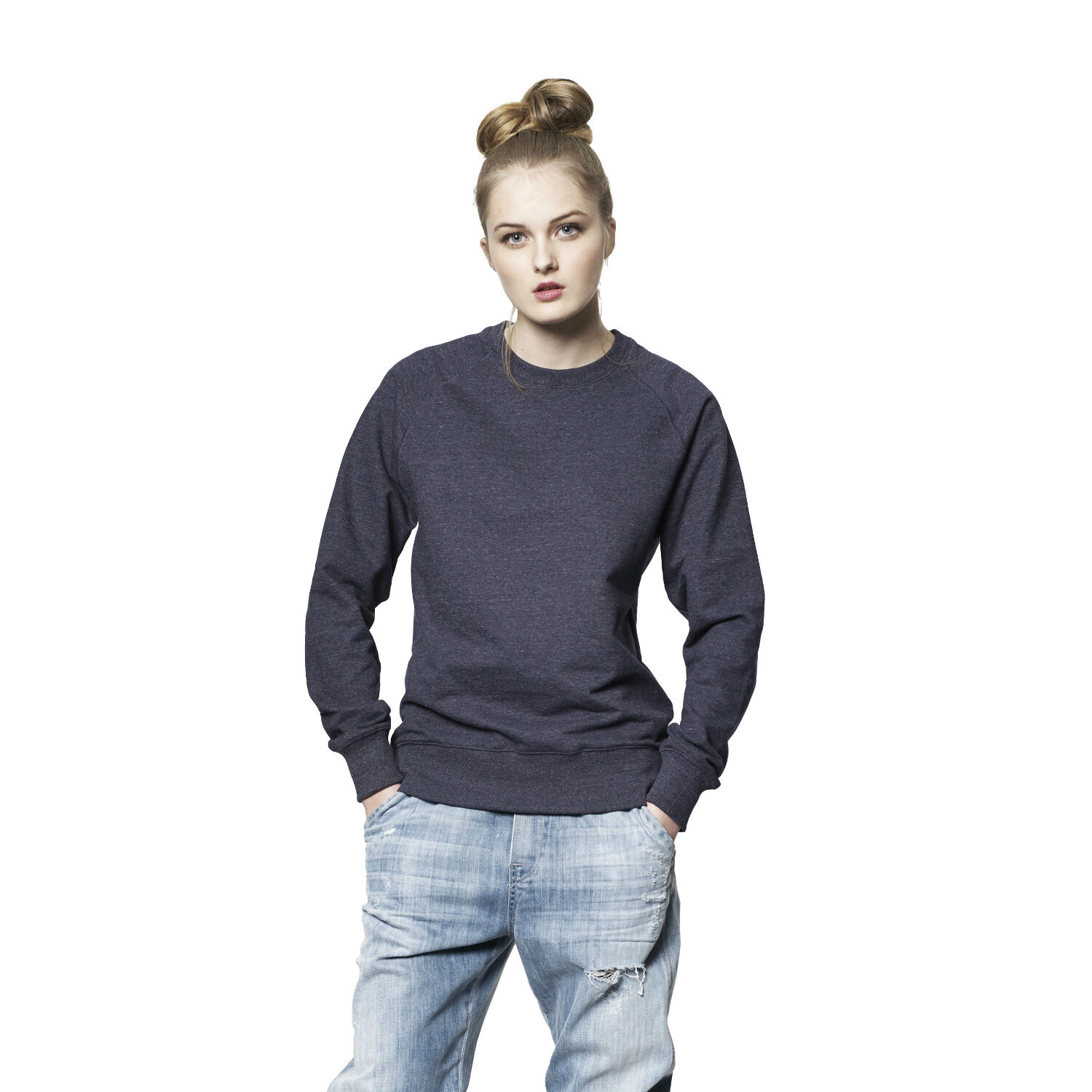 Unisex Salvage Organic Sweatshirt (Female)