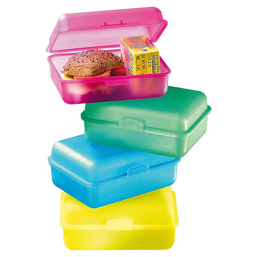 Lunch Box with Freezer Pack